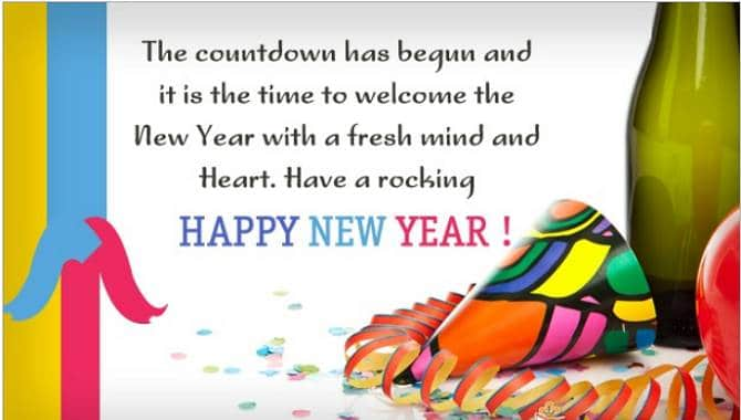 Inspirational New Year Quotes in Hindi