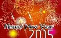 Happy New Year Greetings In English