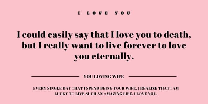 I Love You Quotes And Messages : Love You Messages for Husband NYWQ