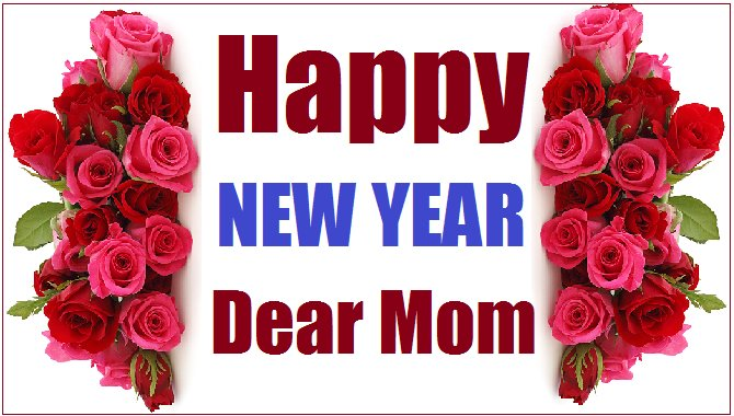 Happy New Year Quotes 2016 for Mom