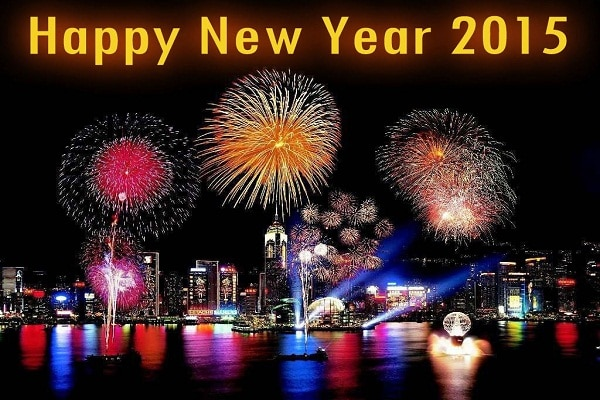 Happy new year Poem in English