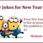 Funny Jokes for New Year's Eve & Resolution