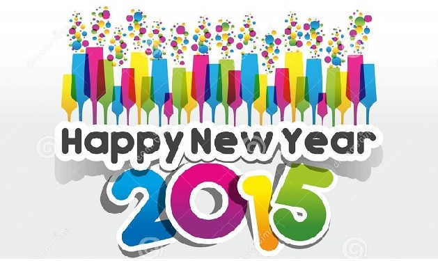 Good Bye 2014 Welcome 2015
