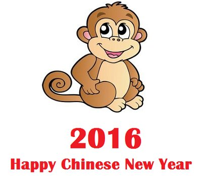 Happy Chinese New Year 2016 Messages