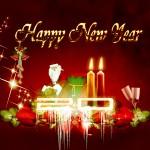 Everlasting Glow of New Year 2017