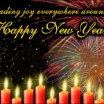 New Year Of Health, Wealth And Joy