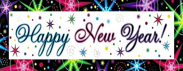 Happy New Year's Eve 2015 Celebrating