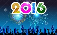 Happy new year 2016 Sms for sister in law
