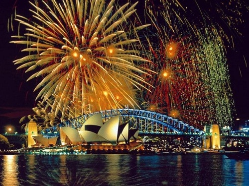 Holidays in Australia 2015
