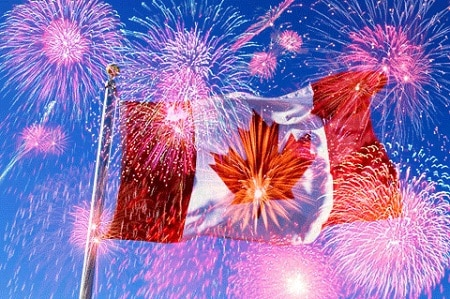 Holidays in Canada in 2015