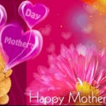 Happy Mothers Day Baloon Wallpaper