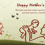 Happy Mothers Day Wallpaper from Son
