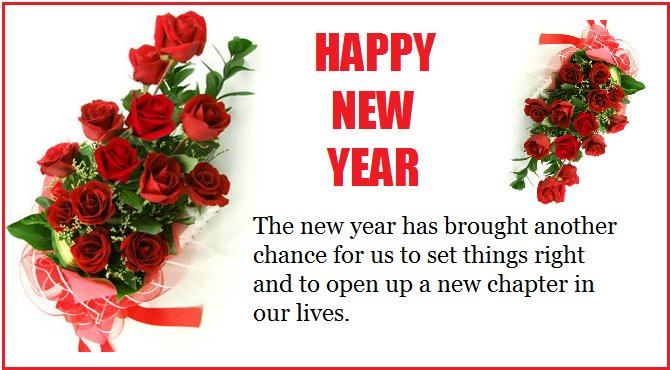 Happy New Year Sms for Parents