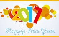 Happy New Year 2017 in Advance