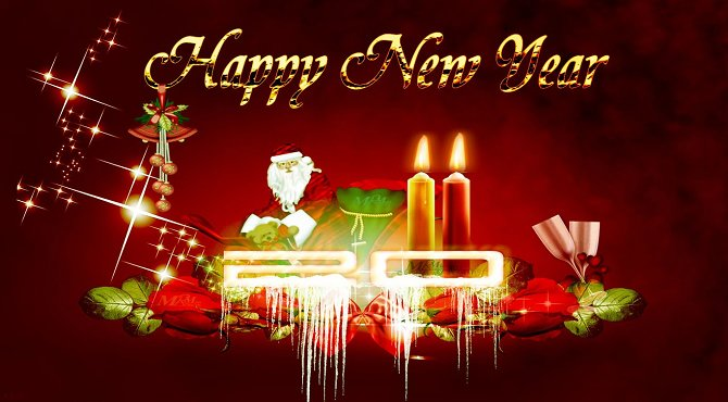 Happy New Year 2016 Sms in Hindi