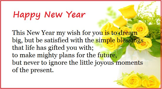 imgenes de new year greetings for a loved one