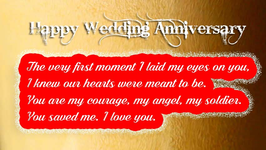 Happy Wedding Anniversary Wishes to Husband