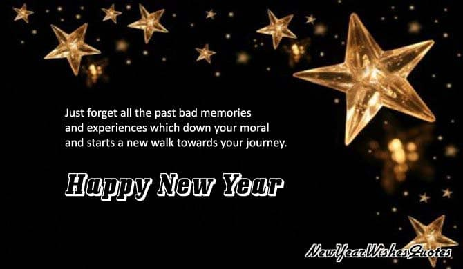 new year sms messages